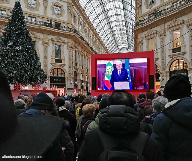 Milano: a cinquant'anni dalla bomba di piazza Fontana