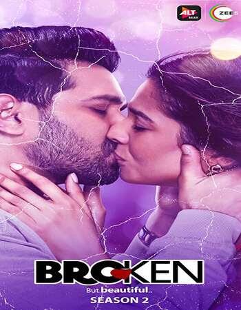 Poster Of Broken But Beautiful Season 01 2019 Watch Online Free Download