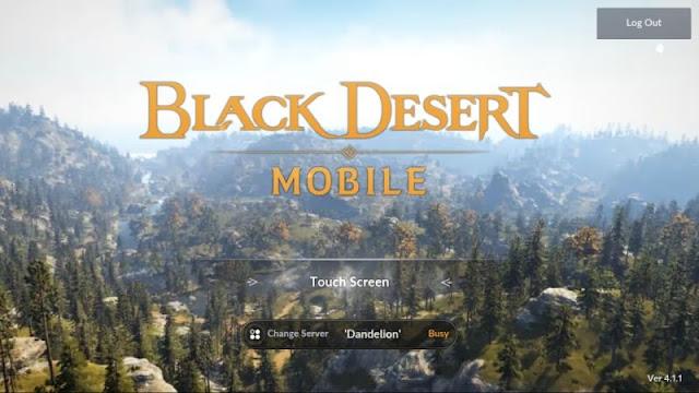 Cara Membuat Karakter Di Black Desert Mobile Dengan Versi Global Terbaru 2020