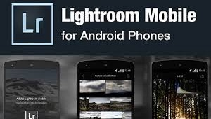 Adobe LightRoom Untuk Android - Aplikasi Edit Foto