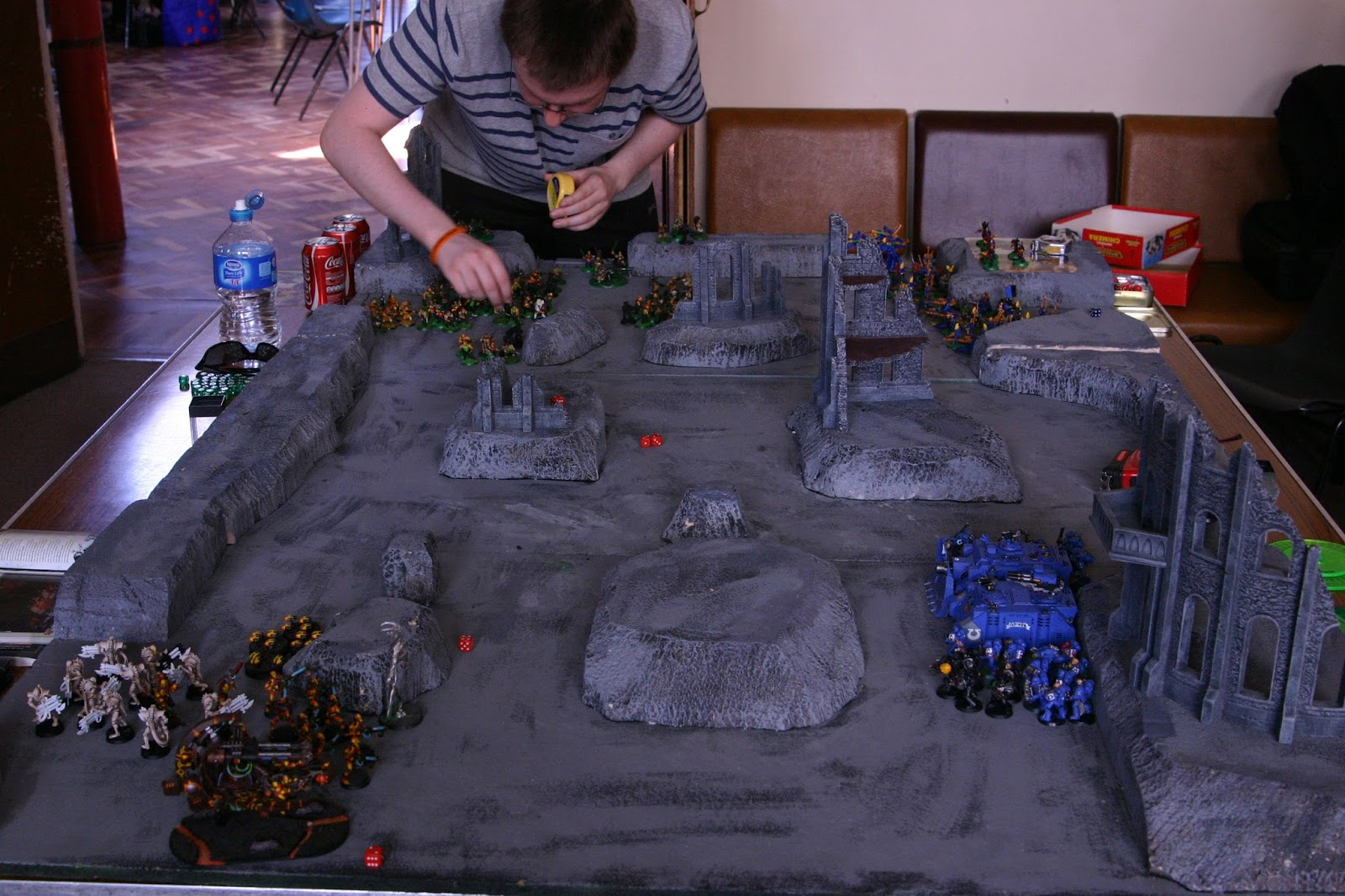 Trouble At T Mill A Wargaming Blog Metagames Con