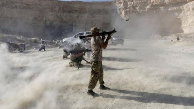 Συρία: Περισσότεροι από 100 νεκροί σε συγκρούσεις στρατού-τζιχαντιστών