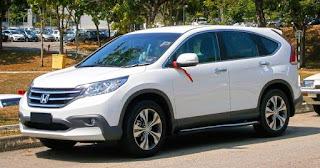 Mobil SUV Honda CR-V