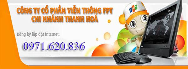 Lắp Mạng Internet FPT Huyện Quảng Xương