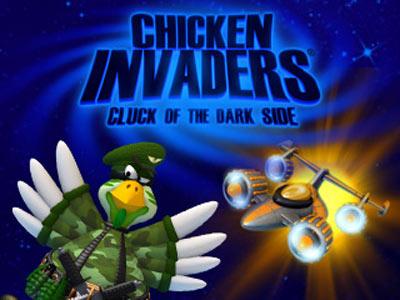 تحميل سلسلة العاب chicken invaders الدجاج الطائر للاندرويد مجانا APK