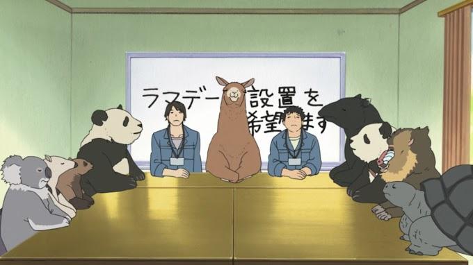 Shirokuma Cafe (2012) Episode 30 BD Subtitle Indonesia