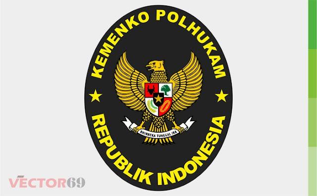 Logo Kemenko Polhukam (Kementerian Koordinator Politik, Hukum dan Keamanan) Indonesia - Download Vector File CDR (CorelDraw)