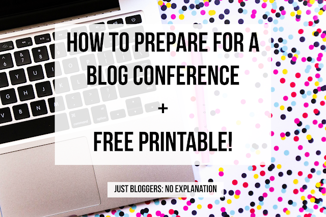 How to Prepare for a Blog Conferenc