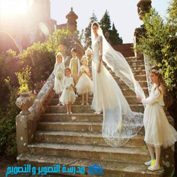 نصائح و إرشادات لمصورين حفلات الزفاف