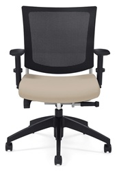 Global Graphic Mesh Task Chair