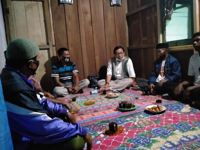 Ada Doa Warga Desa Muktitama Untuk Kemenangan Suaib Mansur di Pilkada Lutra