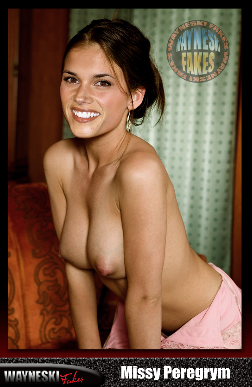 Missy Peregrym Nude Photos 100