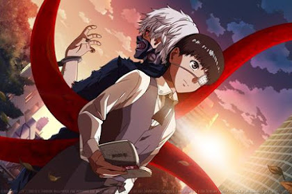 10 Rekomendasi Anime Mirip Tokyo Ghoul, dari Akame ga Kill sampai Inuyashiki