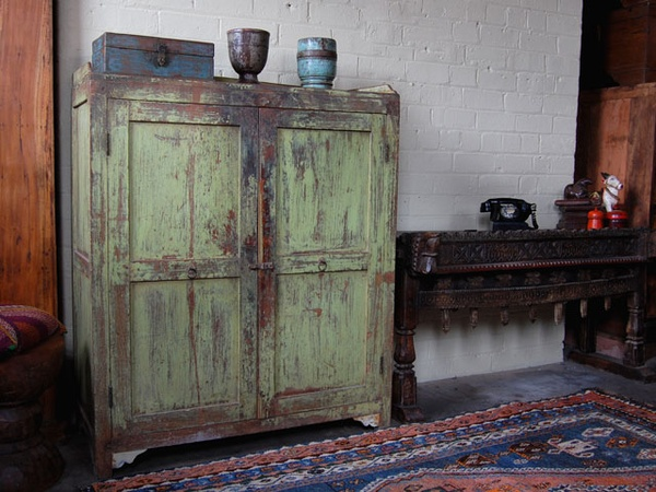 distressed turquoise kitchen cabinets moon to moon current obsession turquoise cupboards 14861