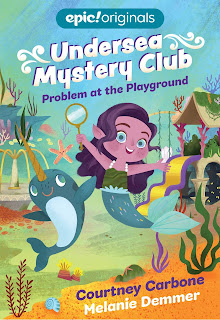 Undersea Mystery Club: Problem at the Playground
