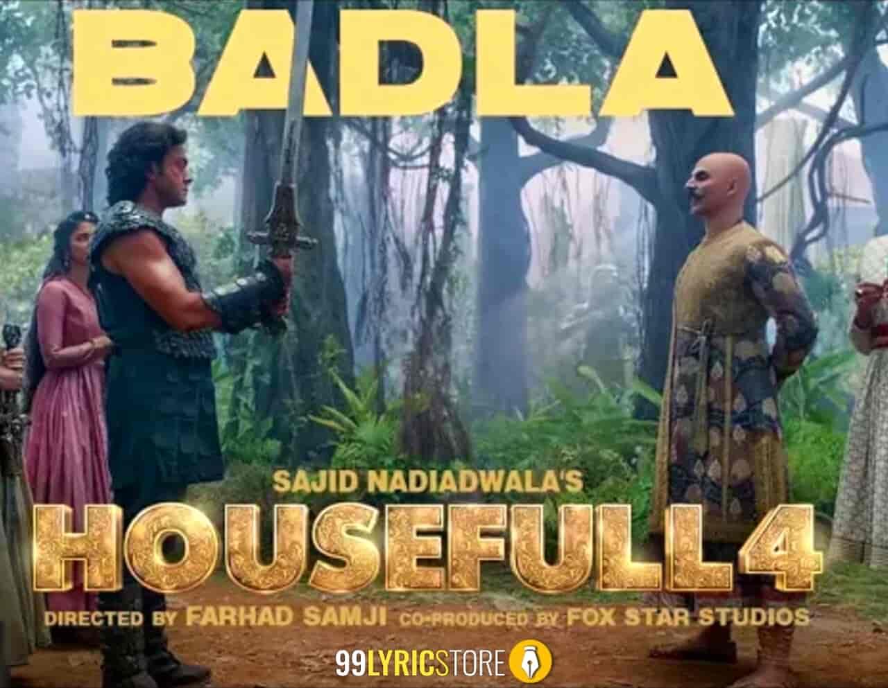 Badla Housefull 4 Song Images