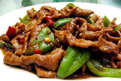 Resep Paprika Daging Sapi