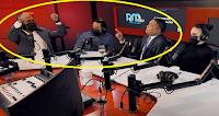 suspenden Ramón Tolentino