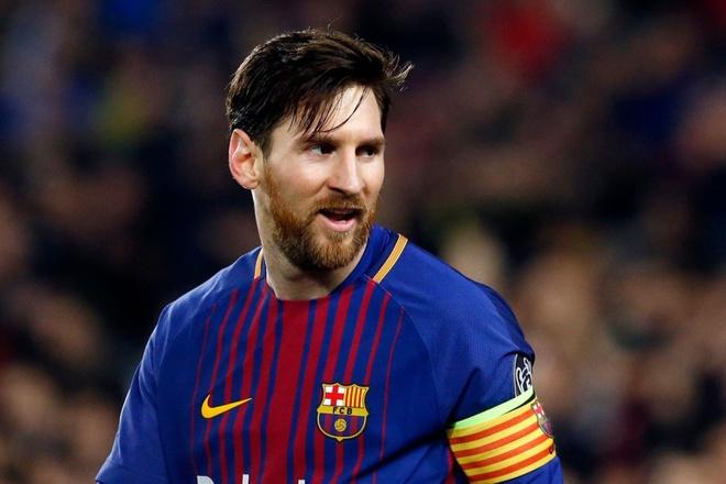Messi chưa phải là thủ quân giỏi ở Barca