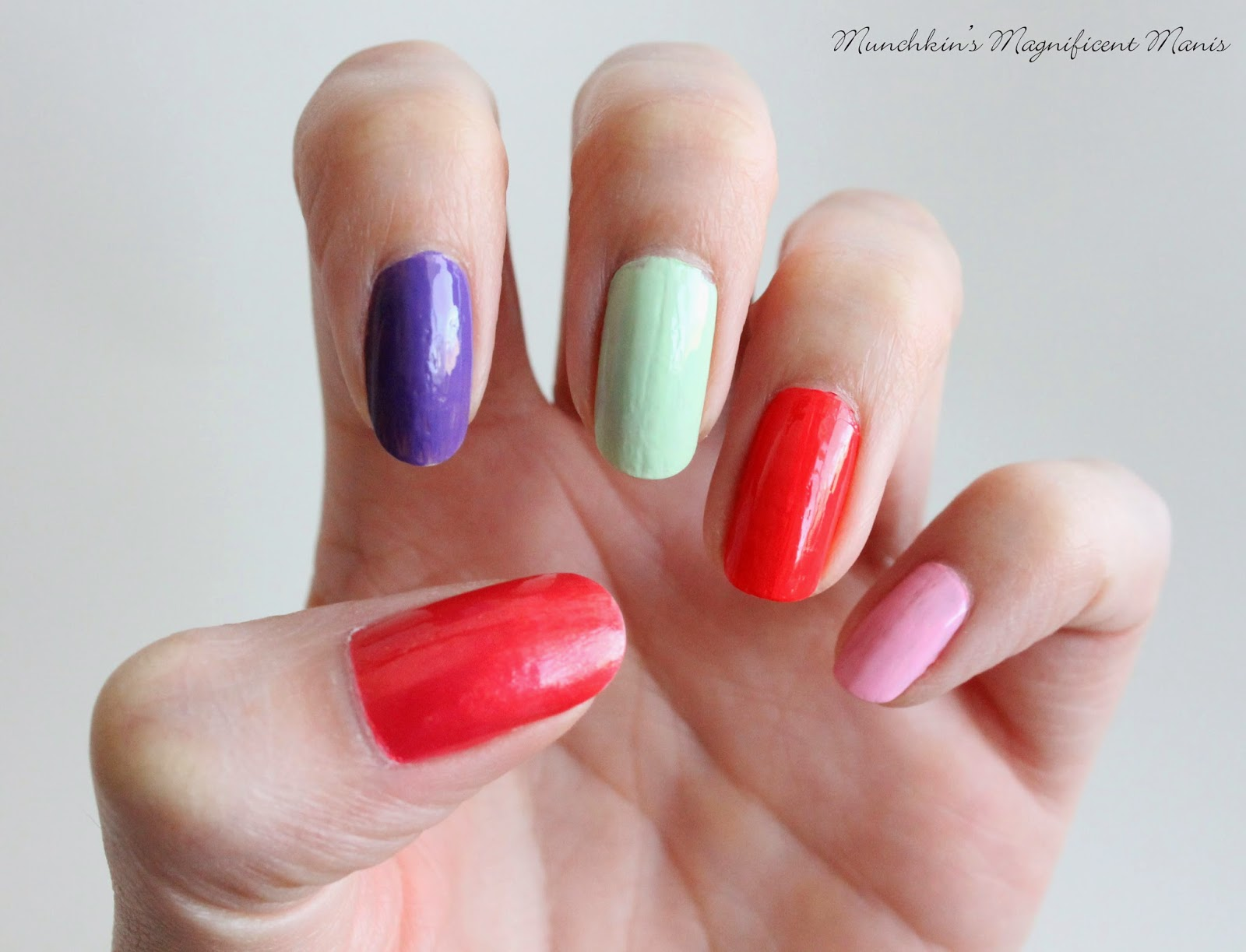 OPI Hawaii Collection, Spring 2015