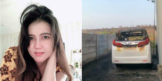 Mobil Alphard Via Vallen Dibakar, Polisi: Satu Orang Diamankan,  naviri.org, Naviri Magazine, naviri majalah, naviri