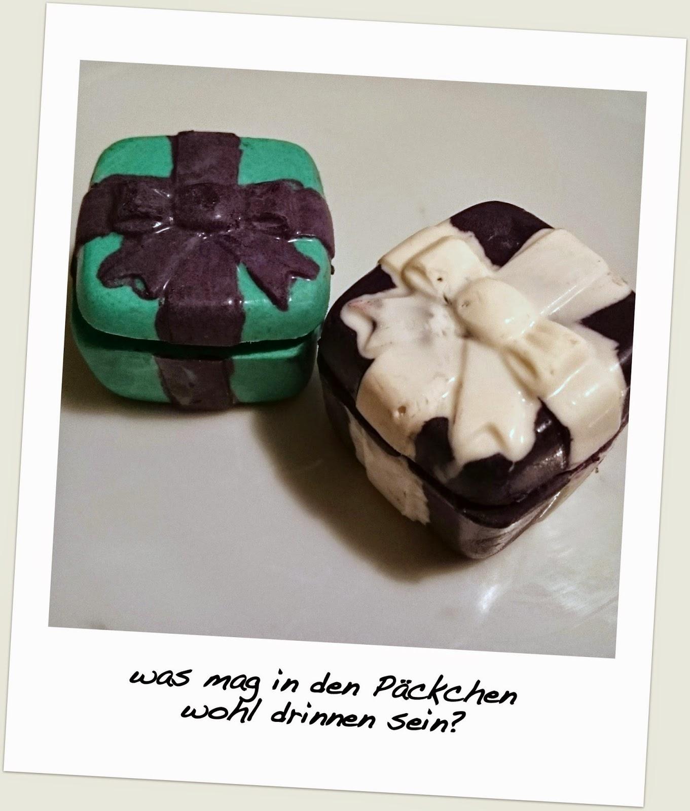 ein kleines geschenk zwischendurch schoko p ckchen zum f llen. Black Bedroom Furniture Sets. Home Design Ideas
