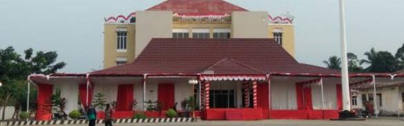 Gedung Kantor Bupati Kabupaten Muratara