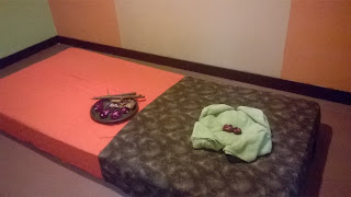 Ruangan Cantik Massage Giri Loka dengan Satu Bed