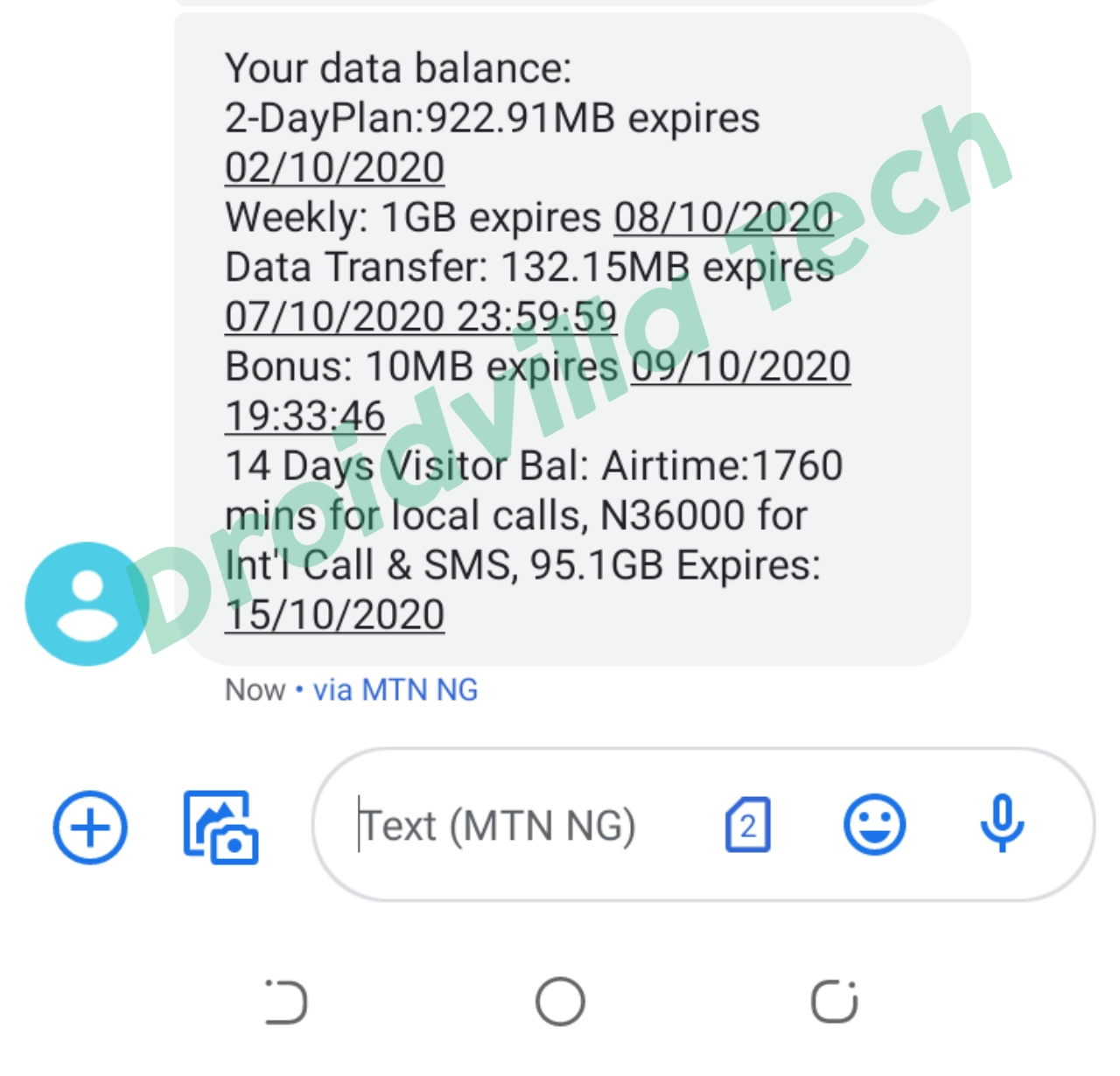 Mtn unlimited data and airtime cheat 2020