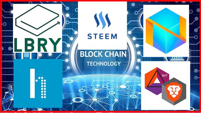 Mejores Plataformas de Blockchain para ganar dinero