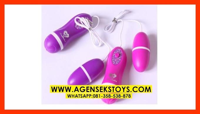 Mainan Dewasa Vibrator Egg Getaran Kencang Ukuran Mini