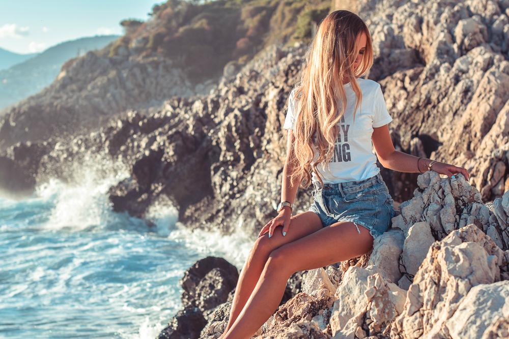 Risk Everything Cap Ferrat The Mandarine Girl Travel