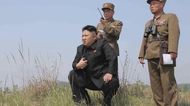 Korea Utara Luncurkan Rudal Balistik Jarak Menengah