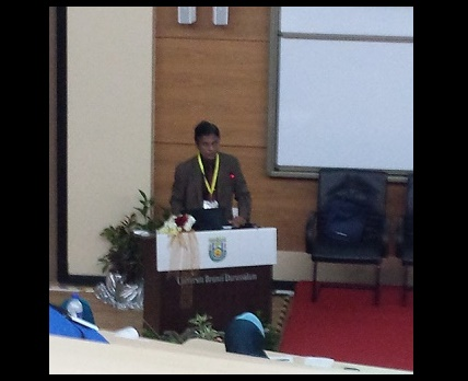 Presenting Paper Simulation in Medical Education, MIB-2015, Brunei