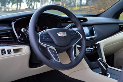2017 Cadillac XT5 Premium Luxury Review