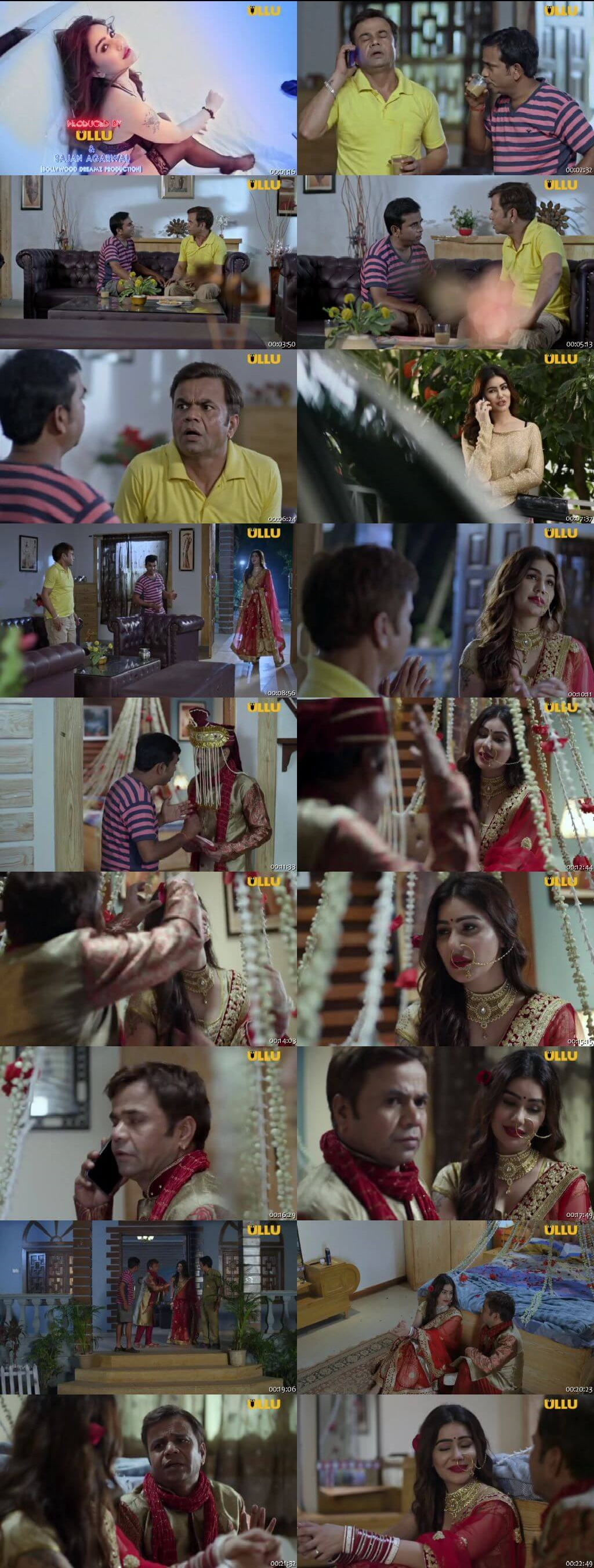 Screenshots Of Hindi Show Mona Home Delivery Season 02 2019 Complete - All Episodes 300MB 480P HD