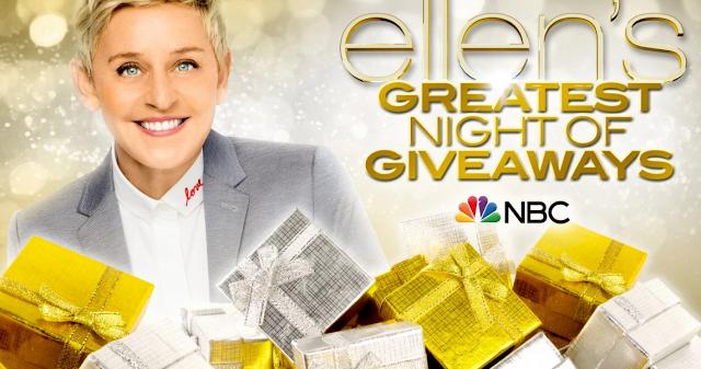 Ellen Christmas Giveaway 2019