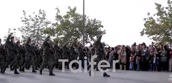 ΑΝΑΤΡΙΧΙΛΑ! Όταν οι Καταδρομείς φώναξαν «Μακεδονία ξακουστή» μέσα στη Θεσσαλονίκη! (ΒΙΝΤΕΟ)