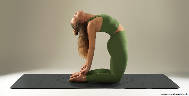 Camel Pose Yoga - Newstrends