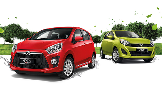 Pengalaman Memiliki Perodua Axia 1.0 (AT) Advance Version