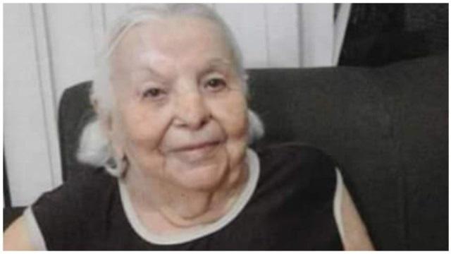 Família informa o falecimento de Luíza Sousa Pereira