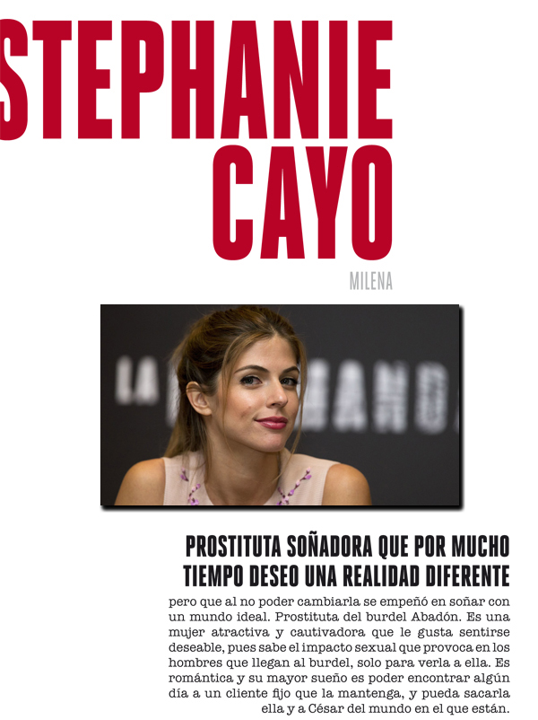 stephanie-cayo-La-Hermandad
