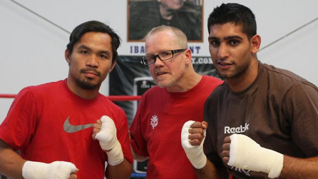 boxing schedule of Pacquiao-Khan Fight