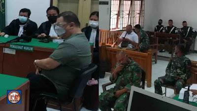 Perkara Pembunuhan Sadis Terhadap Asiong, 8 Terdakwa Divonis Ringan, Ko Ahwat Ikut Terlibat