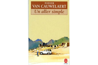 Lundi Librairie : Un aller simple - Didier Van Cauwelaert