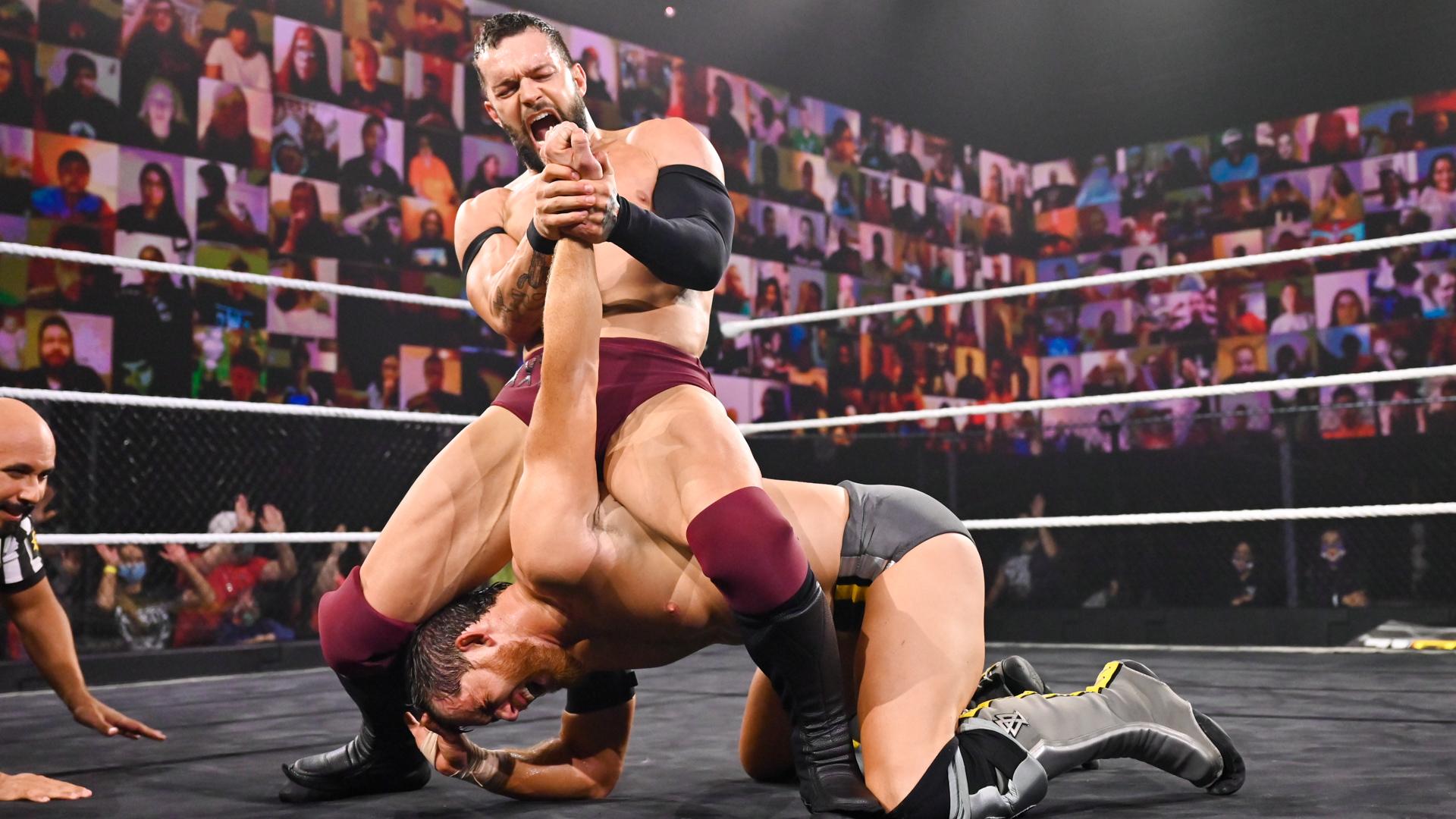 Evento principal do NXT TakeOver 31 terminou mais cedo do que planejado