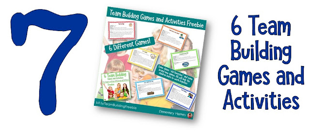 https://www.teacherspayteachers.com/Product/6-Team-Building-Games-and-Activies-3873797?utm_source=Blog%20Post%20back%20to%20school%20freebies&utm_campaign=Team%20Building%20Freebie