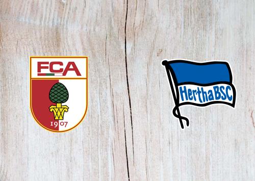 Augsburg vs Hertha BSC -Highlights 07 November 2020