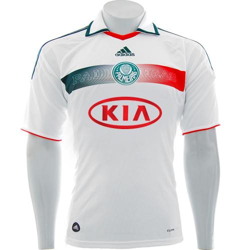 novo uniforme do palmeiras para pes 2012