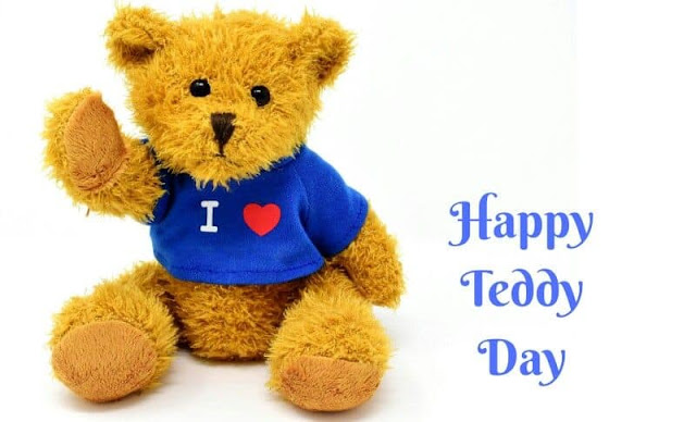 teddy day friends